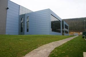 Bureaux centraux de Blansol. Ambrosero (Cantabria)