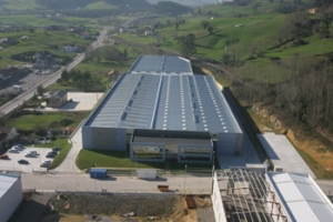 Vista exterior fábrica Ambrosero