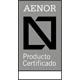 Logo Aenor Producto certificado