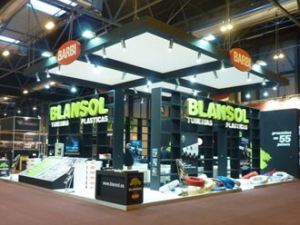 Stand of Industrial Blansol