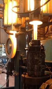 Fabrication de tubes en polyéthylène réticulé (PEX-A)